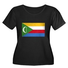 Comorian Flag T