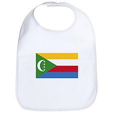Comorian Flag Bib