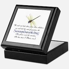 Faithbooking Keepsake Box
