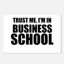 Trust Me, I'm In Business School Postcards (Packag