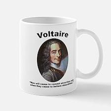 Voltaire Absurd Mug