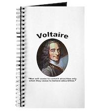 Voltaire Absurd Journal