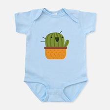 Happy Cactus Body Suit