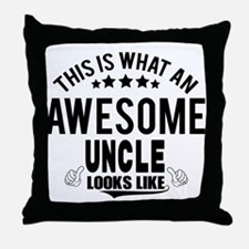 THIS IS WHAT AN AWESOME UNCLE LOOKS LIKE Throw Pil