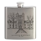 Umich Flask Bottles