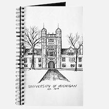 Cute University michigan Journal