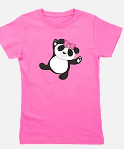 Cute Asian princess Girl's Tee