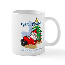 Unique Running christmas Mug
