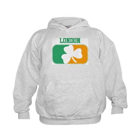 LONDON irish Kids Hoodie