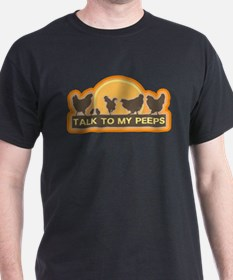 Funny Vintage poultry T-Shirt