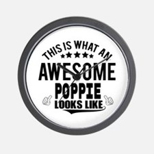 THIS IS WHAT AN AWESOME POPPIE LOOKS LIKE Wall Clo