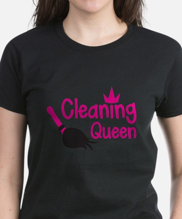 Cute Domestic bathroom Tee
