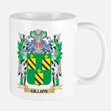 Gillion Coat of Arms (Family Crest) Mugs