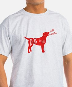 Dog is my Second Language T-Shirt
