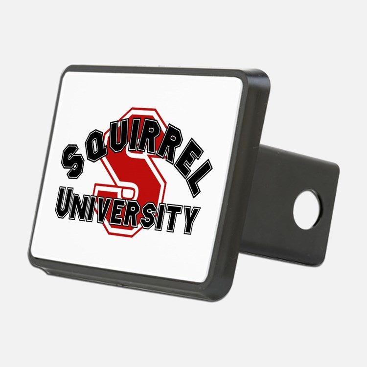 Squirrel University Hitch Cover
