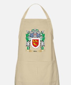 Gill Coat of Arms (Family Crest) Apron