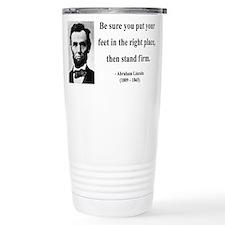 Cute Philosophy Thermos Mug