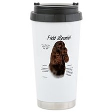 Cute Field spaniel Travel Mug