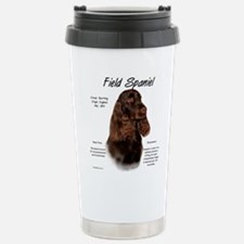 Cute Field spaniels Travel Mug