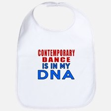 Contemporary dance is in my DNA Bib