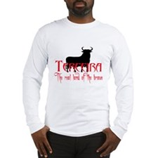 Funny Azores Long Sleeve T-Shirt