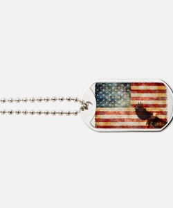 Cute Best selling god bless america Dog Tags