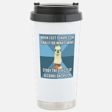 Unique Tenure Travel Mug
