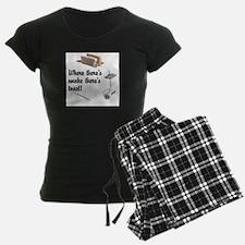 Funny Toast Pajamas