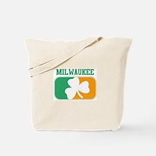 MILWAUKEE irish Tote Bag