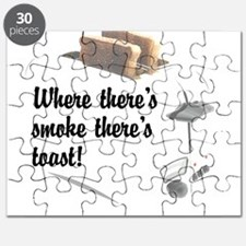 Funny Toast Puzzle