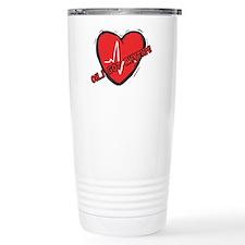Cool Cardiac nurse Thermos Mug