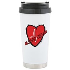 Cute Rhythm Travel Mug