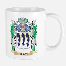 Gilroy Coat of Arms (Family Crest) Mugs