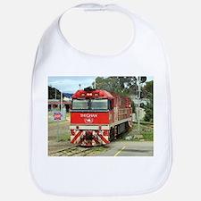 The Ghan train locomotive, Australia Bib