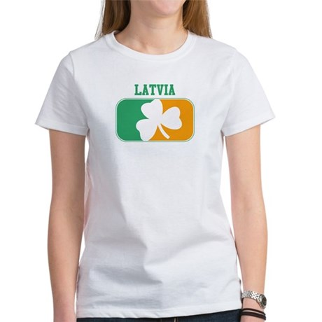 LATVIA irish Women's T-Shirt