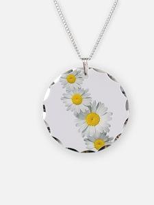 Shasta Daisies Necklace