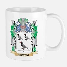 Giovani Coat of Arms (Family Crest) Mugs