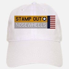 Stamp Out Nosewheels - PT-17 Yellow/Silver Basebal
