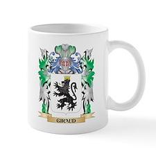 Giraud Coat of Arms (Family Crest) Mugs
