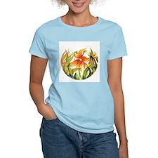 Lillias Women's Pink T-Shirt