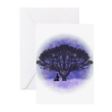 Unique Buddhist Greeting Cards (Pk of 10)