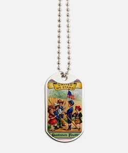 Independence Day Dog Tags