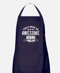 THIS IS WHAT AN AWESOME NONNO LOOKS LIKE Apron (da