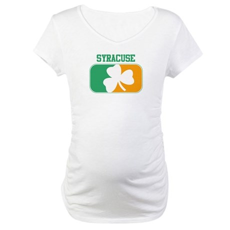 SYRACUSE irish Maternity T-Shirt