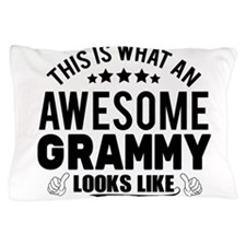 THIS IS WHAT AN AWESOME GRAMMY LOOKS LIKE Pillow C