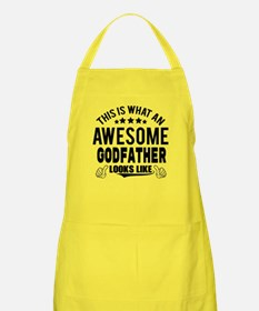 THIS IS WHAT AN AWESOME GODFATHER LOOKS LIKE Apron