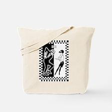 Cute Ska Tote Bag