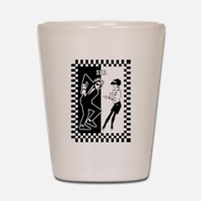 Cute Ska Shot Glass