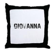 Giovanna Throw Pillow
