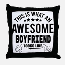 THIS IS WHAT AN AWESOME BOYFRIEND LOOKS LIKE Throw